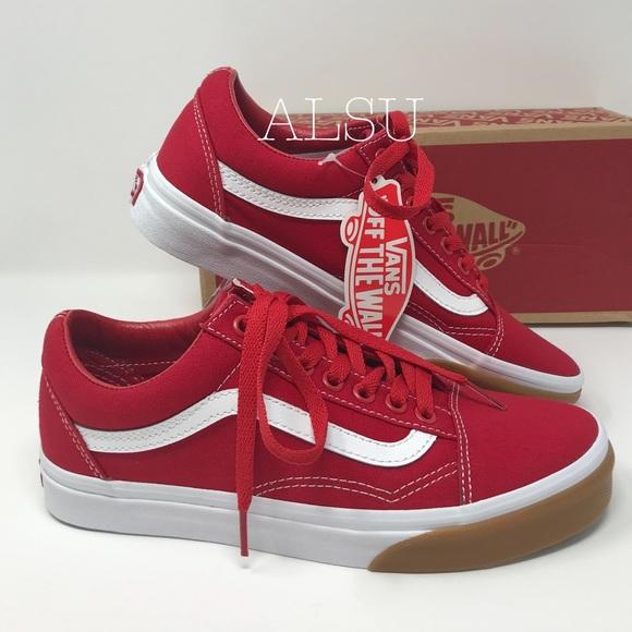 Vans Shoes | Vans Old Skool Gum Bumper